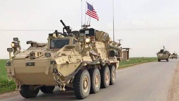Stryker in Syria