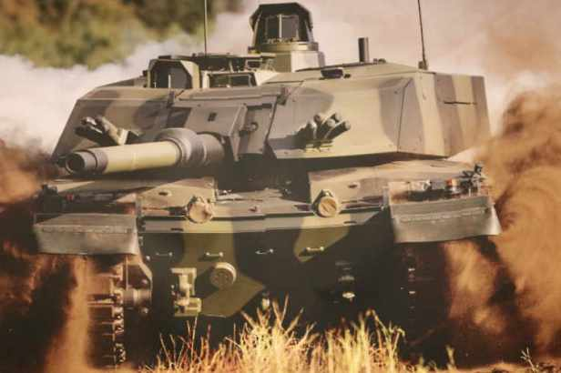 The Challenger 2 Life Extension Programme – is it worth it