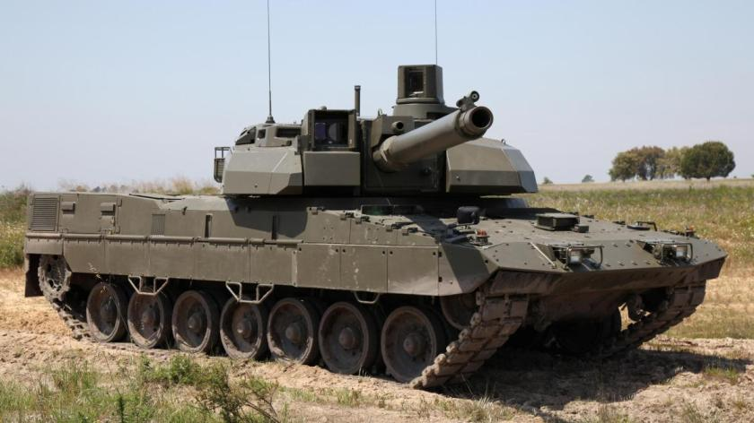 Euro-MBT-Panzer-3
