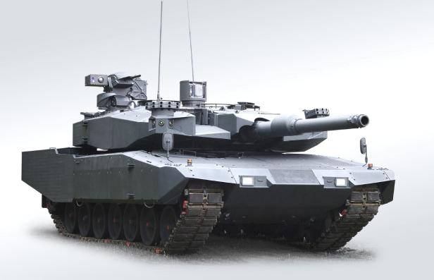 Leopard 2 Revolutioon
