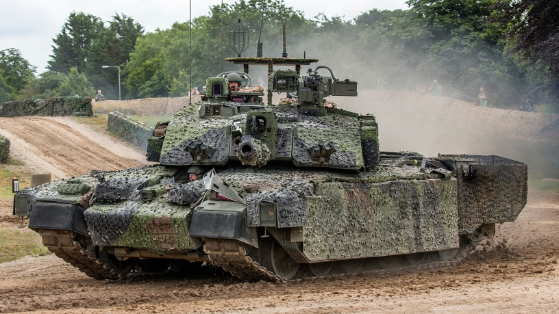 The Challenger 2 Life Extension Programme – is it worth it? – UK