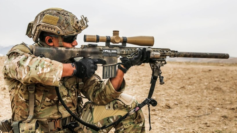 The US Army Special Operations Command (USASOC) 6 5 mm