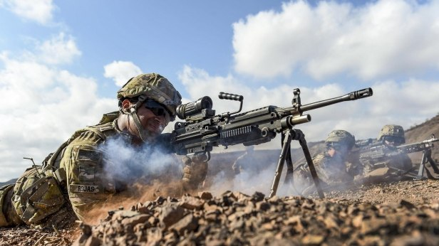 The US Army's Next Generation Squad Weapon programme – UK