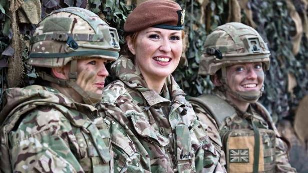 british army rules on relationships