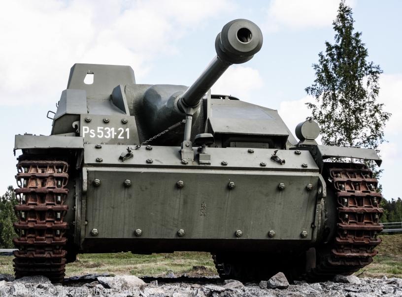 What the WW2 Sturmgeschütz Assault Gun tells us about