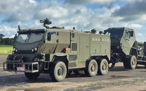 Re-thinking the UK's Multi Role Vehicle – Protected (MRV-P