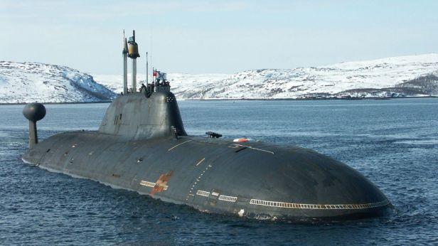 Akula Class Russian Submarine