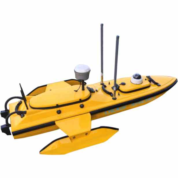 Autonomous unmanned surface vessel