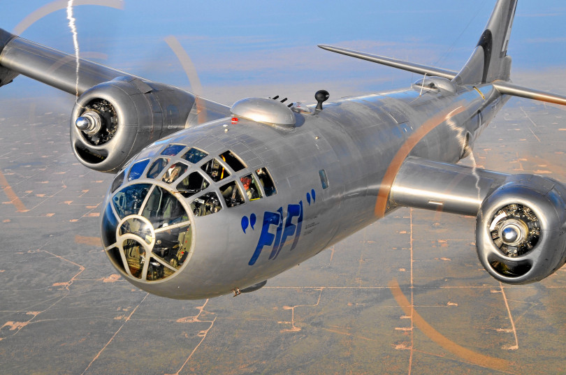 Boeing B-29 Super Fortress