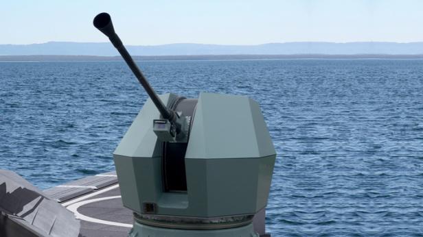 Bofors 40mm mk4