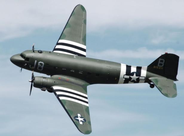 Douglass DC-3 Dakota