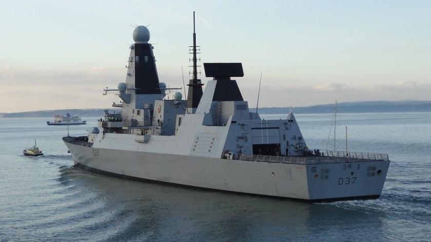 HMS Duncan (D37)