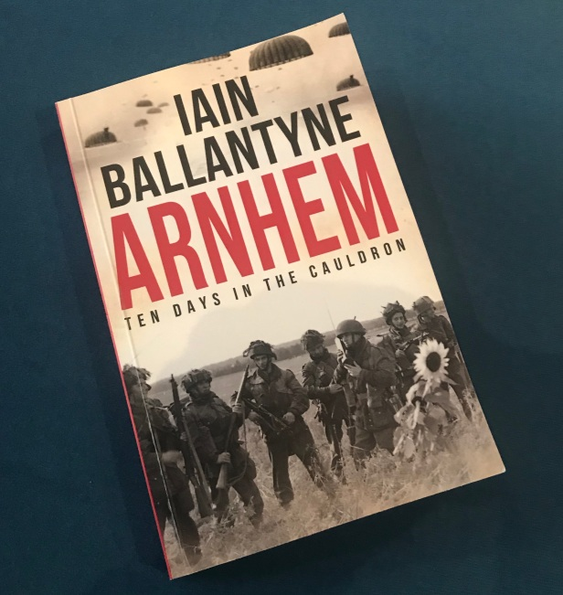 Iaian Ballantyne book