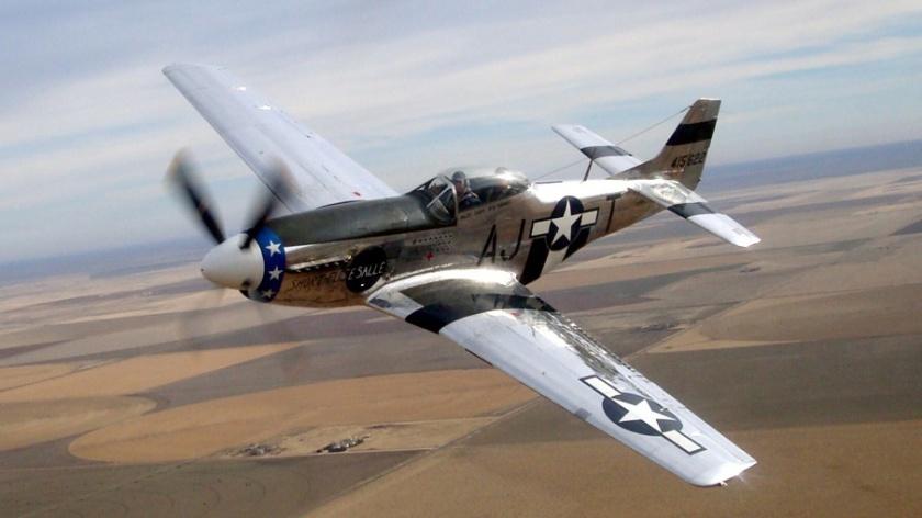 NA P-51 Mustang
