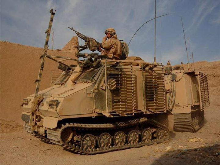 BA BVS 10 Afghanistan