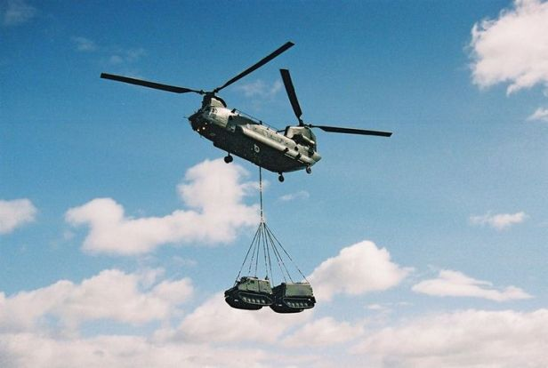 RM BvS 10 and Chinook