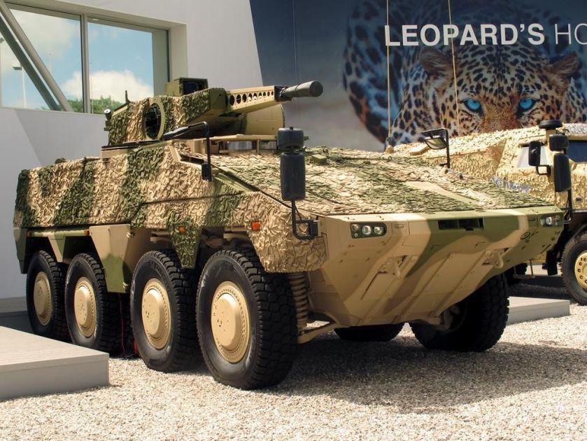 Boxer IFV with Puma turret