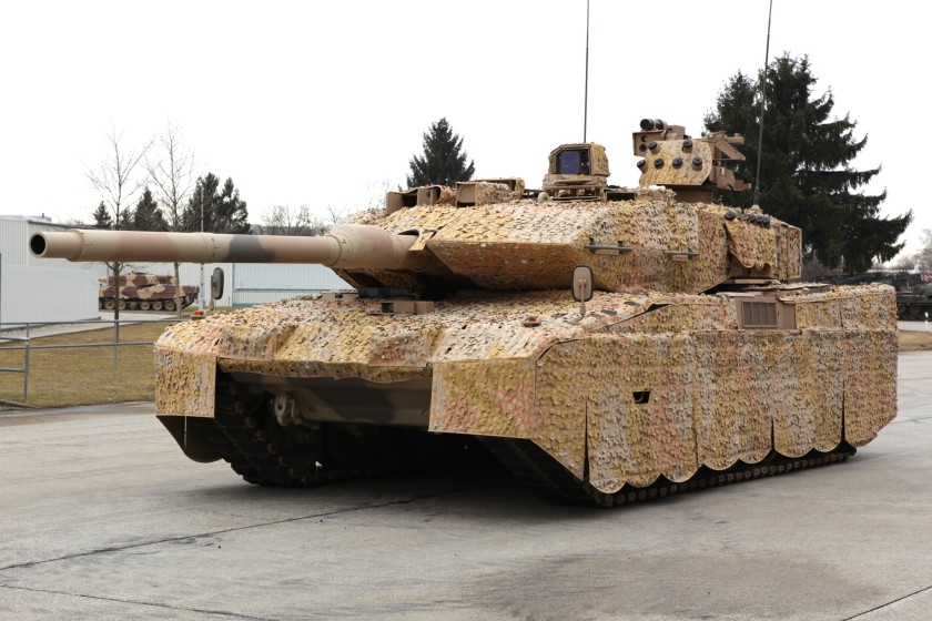 Leopard 2A7 -1