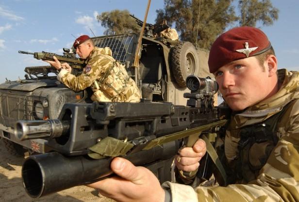 The-Parachute-Regiment-The-Paras