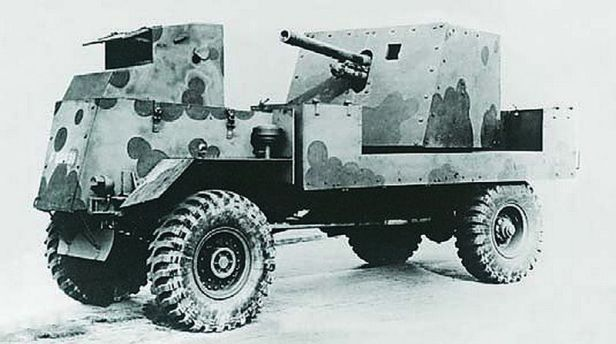 Deacon ICS gun 6-pounder